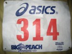 Aids Walk Bib