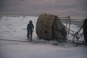 The Arctic in 1981