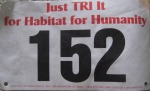 Just Tri It Bib