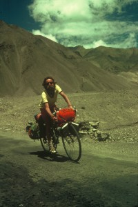 Touring the Himalyas 1977